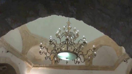 Magnifique!! Retransmission de la soiree a  Bethleem pour la Hiloula de Rahel Imenu avec le rav Haim Dynovisz