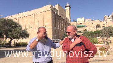 Priere et Visite LIVE sur le tombeau des Patriarches a Hebron